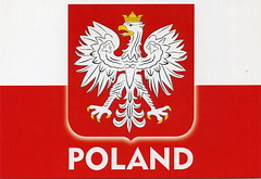 Polish Flag and National Emblem