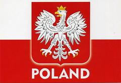 Polish Flag and National Emblem