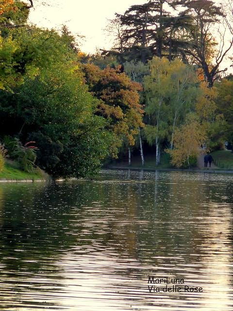 Une promenade au bois de Boulogne - 2010