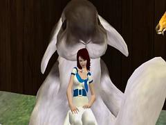 Creamshop Bunny and Me
