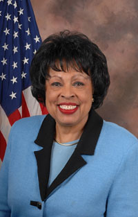 Rep. Diane Watson (D - Calif.)