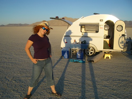 On the Playa