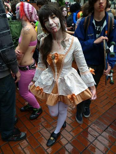 Harajuku Zombie
