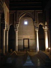 Tomb of Ahmad al-Mansur