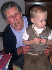 Aunt Joyce and Harrison