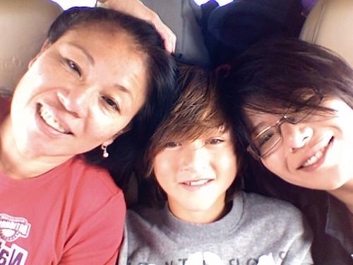 Auntie Tina, Fergs & I
