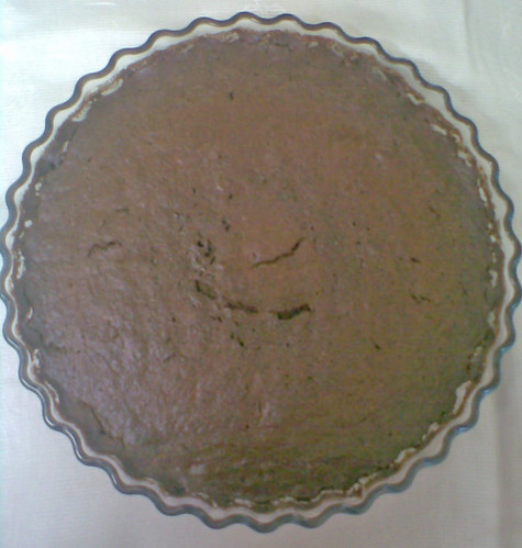 Chocolate Cake for Brownies