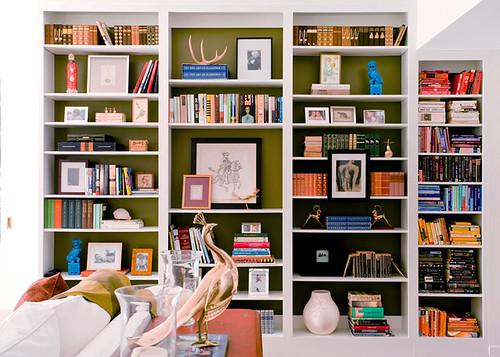 m.design interiors bookshelf