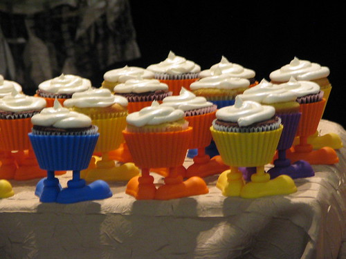 Supernova Cupcake Party 29