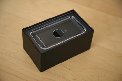 iPhone Box, Top Level
