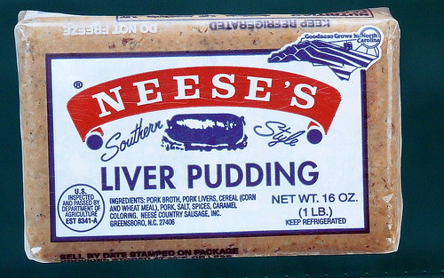 The Infamous Liver Pudding