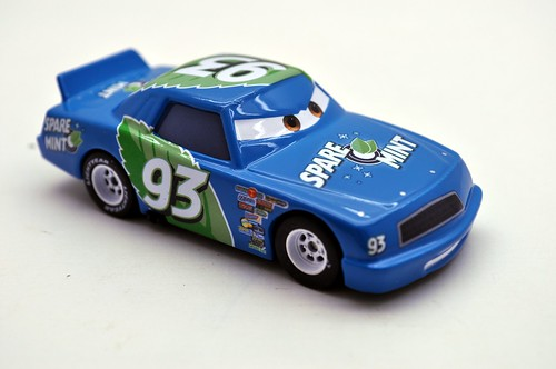 disney cars kmart spare o mint (2)