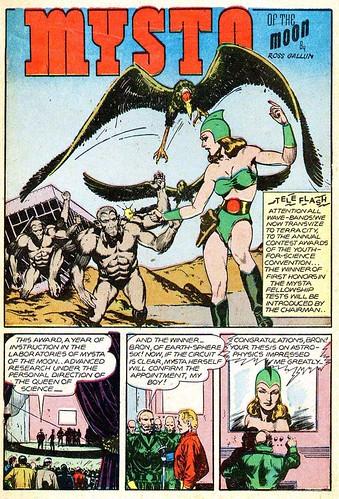 Planet Comics 44 - Mysta (Sept 1946) 00