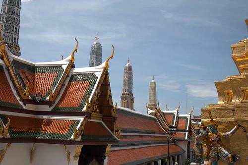 Toit de temple