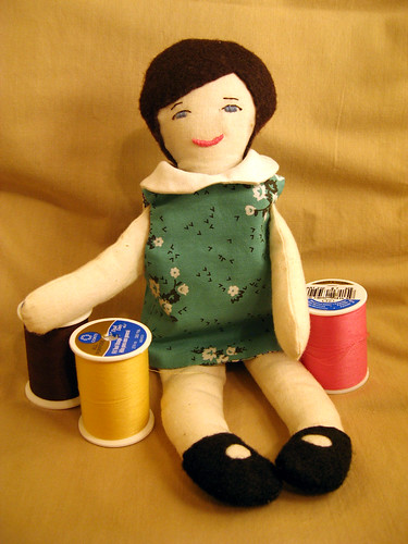 New handmade doll!