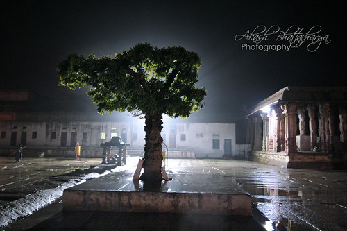 Virupaksha Temple | Hampi by Night