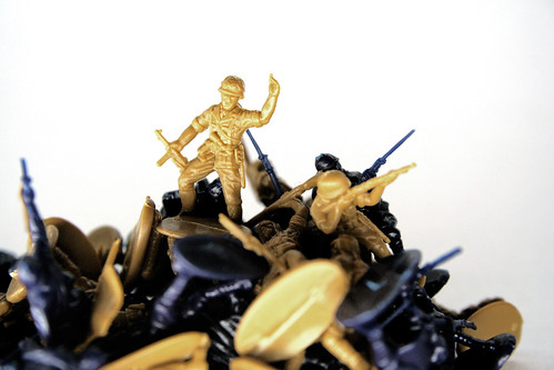 toy soldiers by jot.punkt, on Flickr