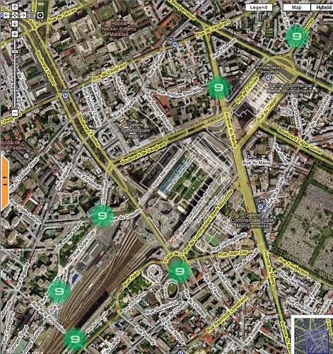 neuf fon hotspots in parid