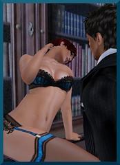 Detail View: Kiss Me Here