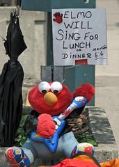 Singing Elmo