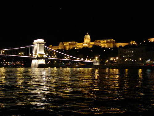 Río, noche y ciudad