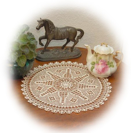 Im actually surprised there arent more jasmine doilies in the database!  So pretty!