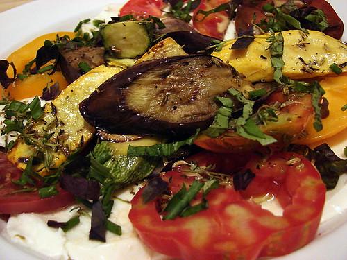 Dinner:  August 2, 2007