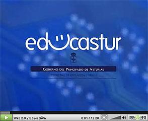 V�deo de Educastur sobre la web 2.0