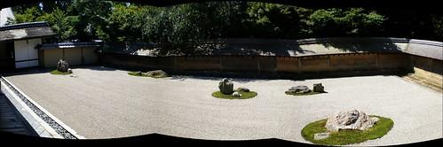 panoramica Ryoanji