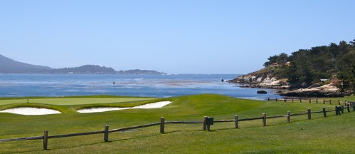 18th Green Pebble Beach