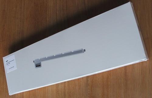 keyboard in box