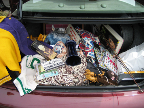 Junk In My Trunk, 7-21-07