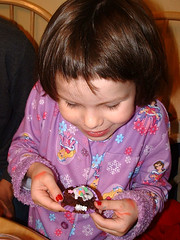 Laurel's first Easy-Bake Oven product