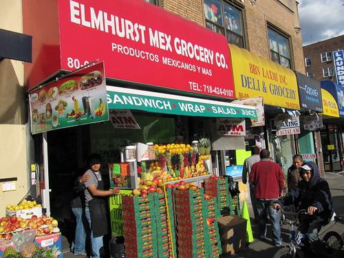 elmhurst grocery