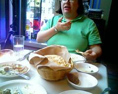 decimated Lebanese food
