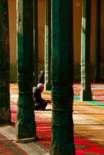 mosque prayers