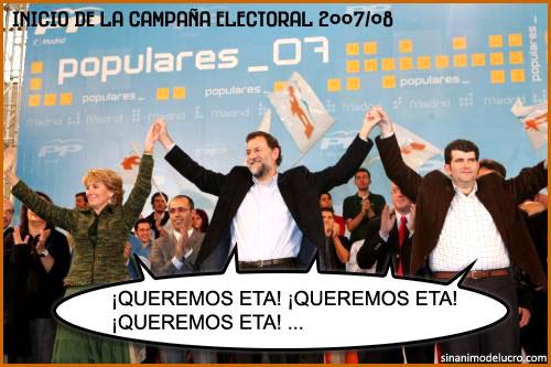 inicio campaña electoral