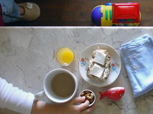 de manhã by you.