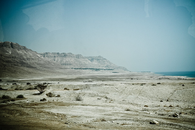 Privind spre Marea Moartă