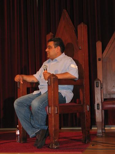 WordCamp 2007 Om Malik