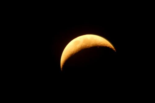 Moon on 8/17/07