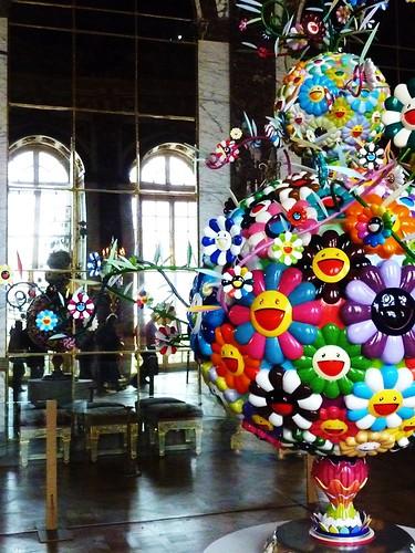 Murakami @ Versailles 2010