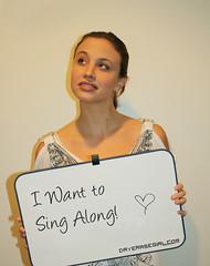 Elyse Porterfield Sings Along!