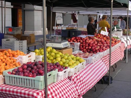 SF Tuesday Market
