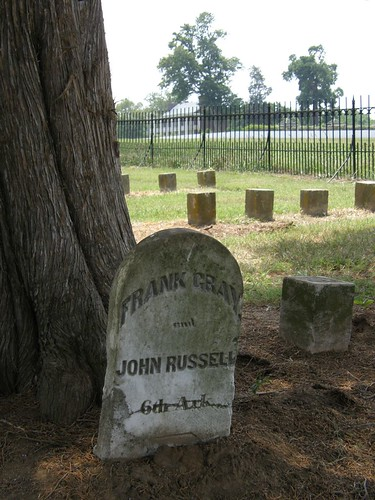 John Russell, 6th Arkansas