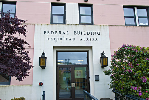 Federal Building 1936