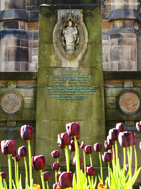 The Hunter Memorial