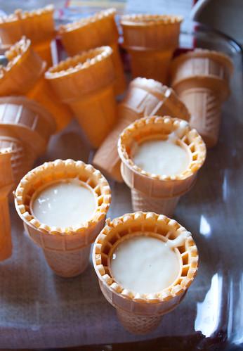 cone cupcakes 1