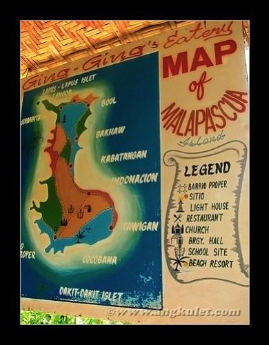 Ging-Ging's Eatery, Malapascua Island, Cebu