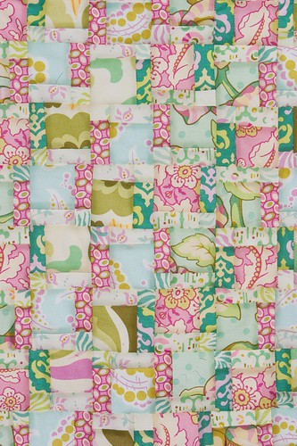 Doll Quilt Top